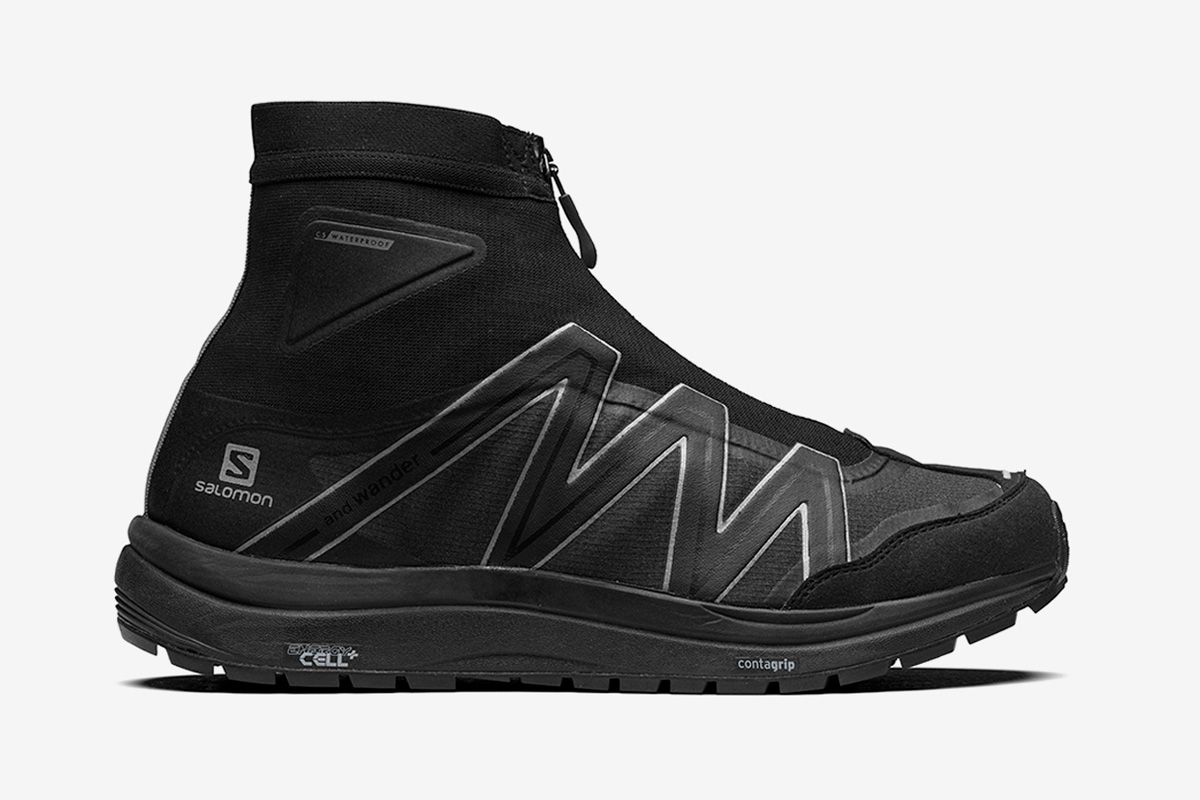 and wander's Third Salomon Collab Is Its Most High-Tech Yet 3
