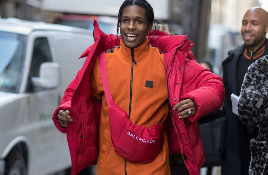 Asap Rocky Fashion Moments 15 Of The Best