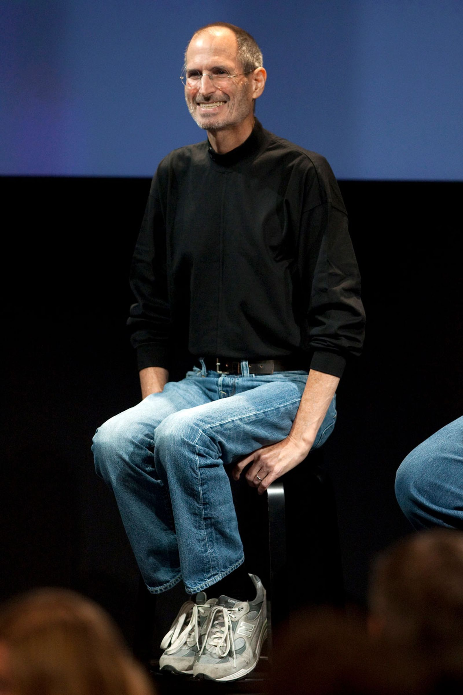steve jobs new balance keynote 2019 apple