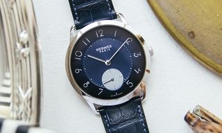 This Hermès x HODINKEE Watch Collab Is an Exercise in Timeless Style