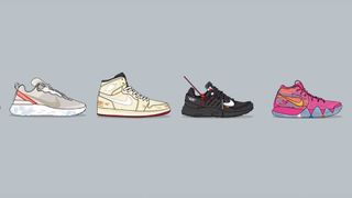 most valuable sneakers 2018 q3 clip Adidas Nike Undefeated