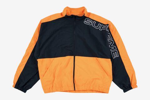 Split Track Jacket