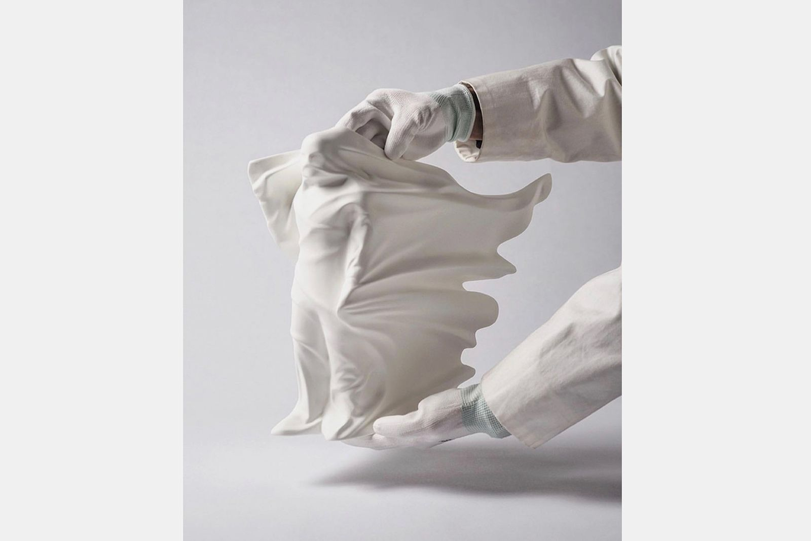 daniel arsham hollow figure