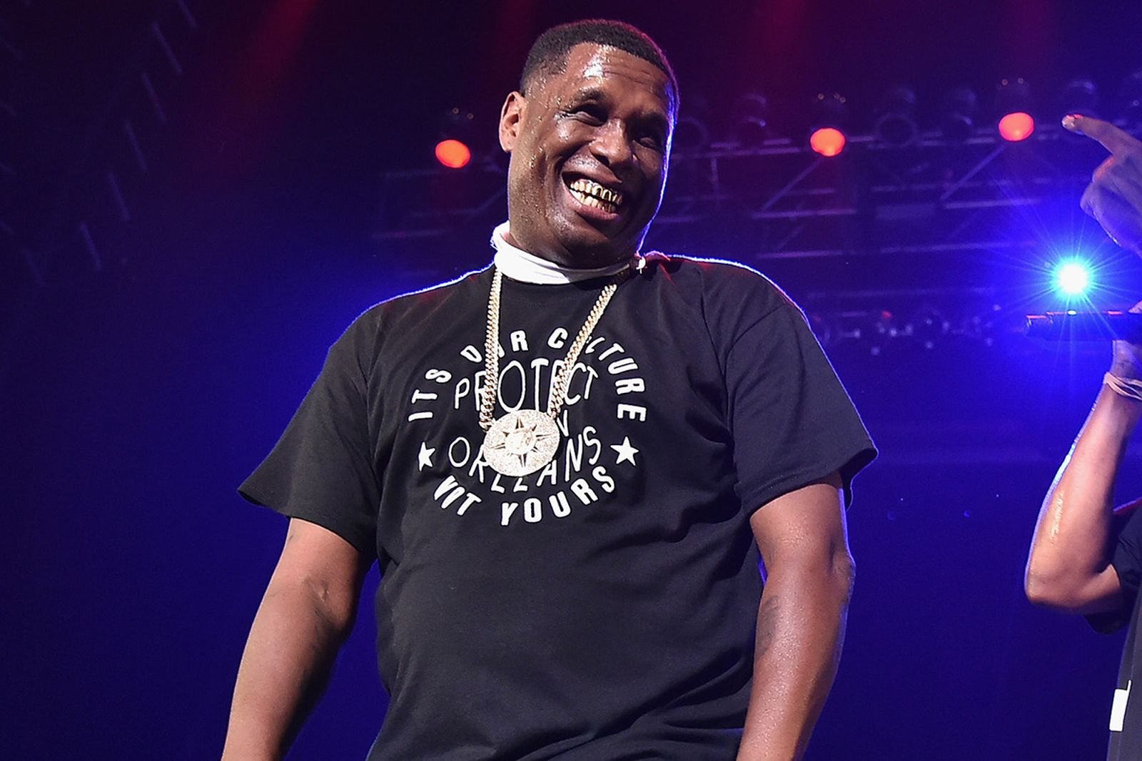 Jay Electronica smiling