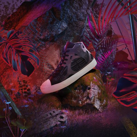 Feng Chen Wang Channels Her Heritage for Her Incredible Converse Collab 12