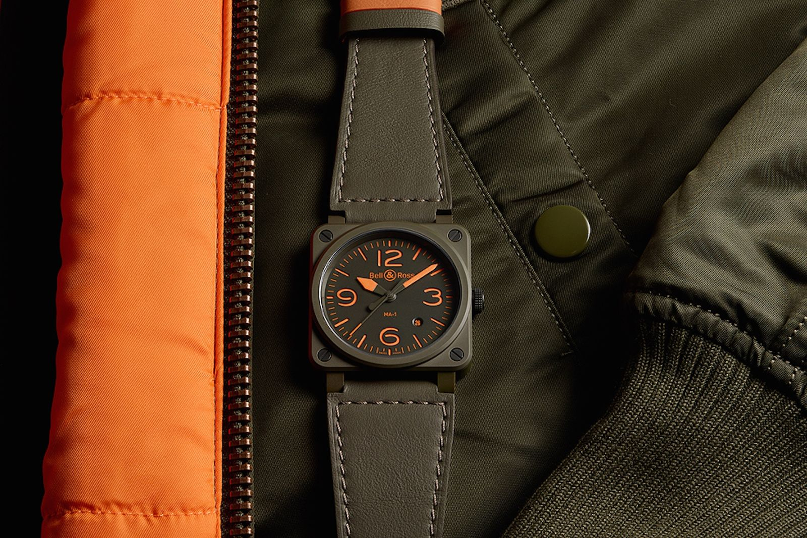 bell ross br 03 92 ma 1 Bell and Ross BR 03-92
