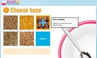Cerealize.com – Mail Order Custom Formulation Breakfast Cereals
