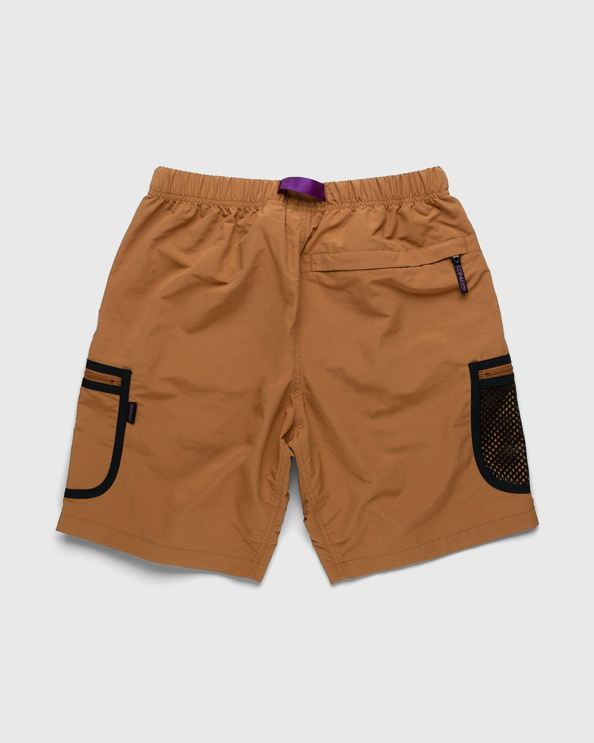 Gramicci for Highsnobiety – Shorts Rust - Image 2