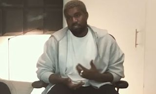 Kanye West Explains Why He Wore Trump's MAGA Hat in New Video