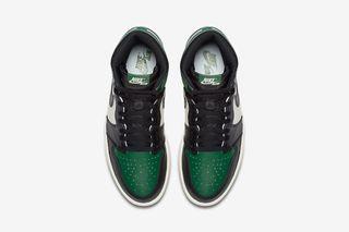 "53310eebc3224f Nike Air Jordan 1 ""Pine Green""  Release Date"