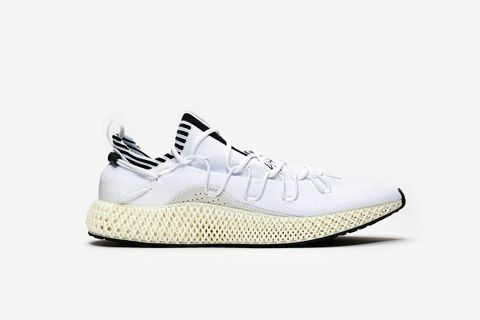 "4D Runner ""Bone White"""