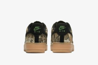 official photos 2b373 d08a5 Nike Air Force 1 Realtree Camo Pack  Official Release Info