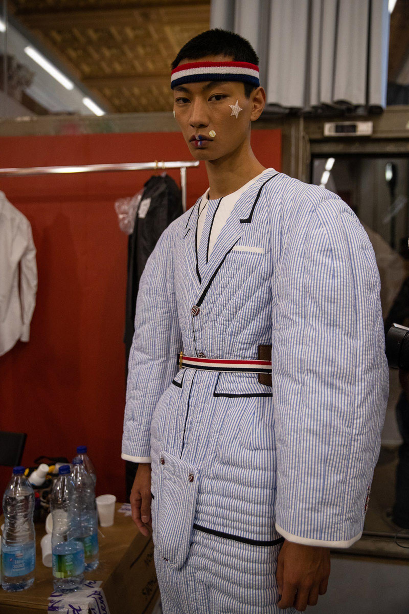 MSS20 Paris Thom Browne Eva Al Desnudo For web 14 paris fashion week runway