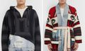 Greg Lauren & Alanui Deconstruct Signature Knitwear