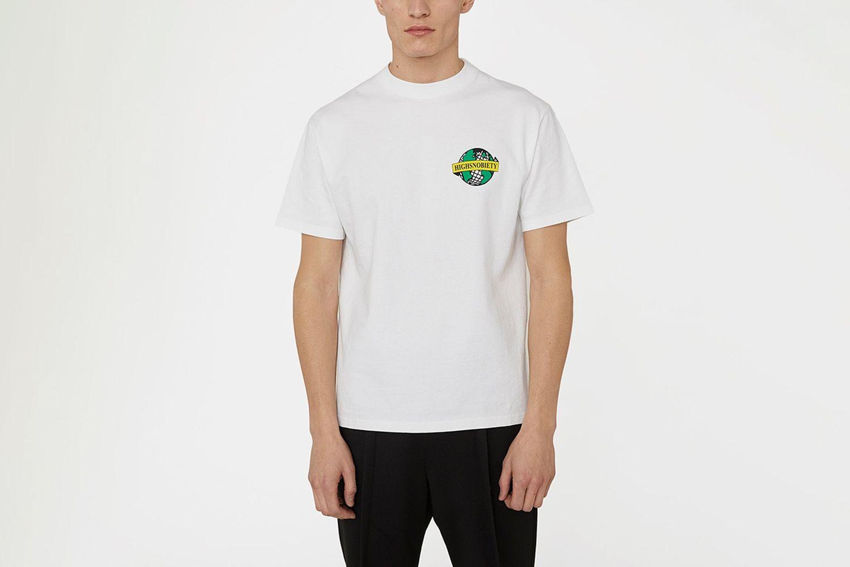 """Rue Des Rosiers"" T-Shirt"