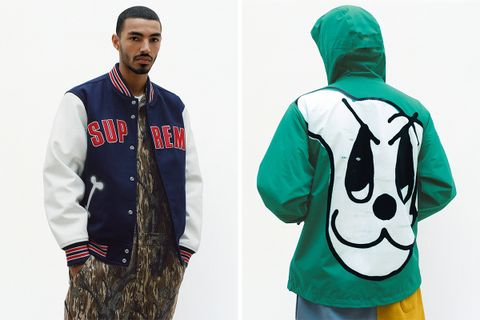 supreme fw18 collection references main
