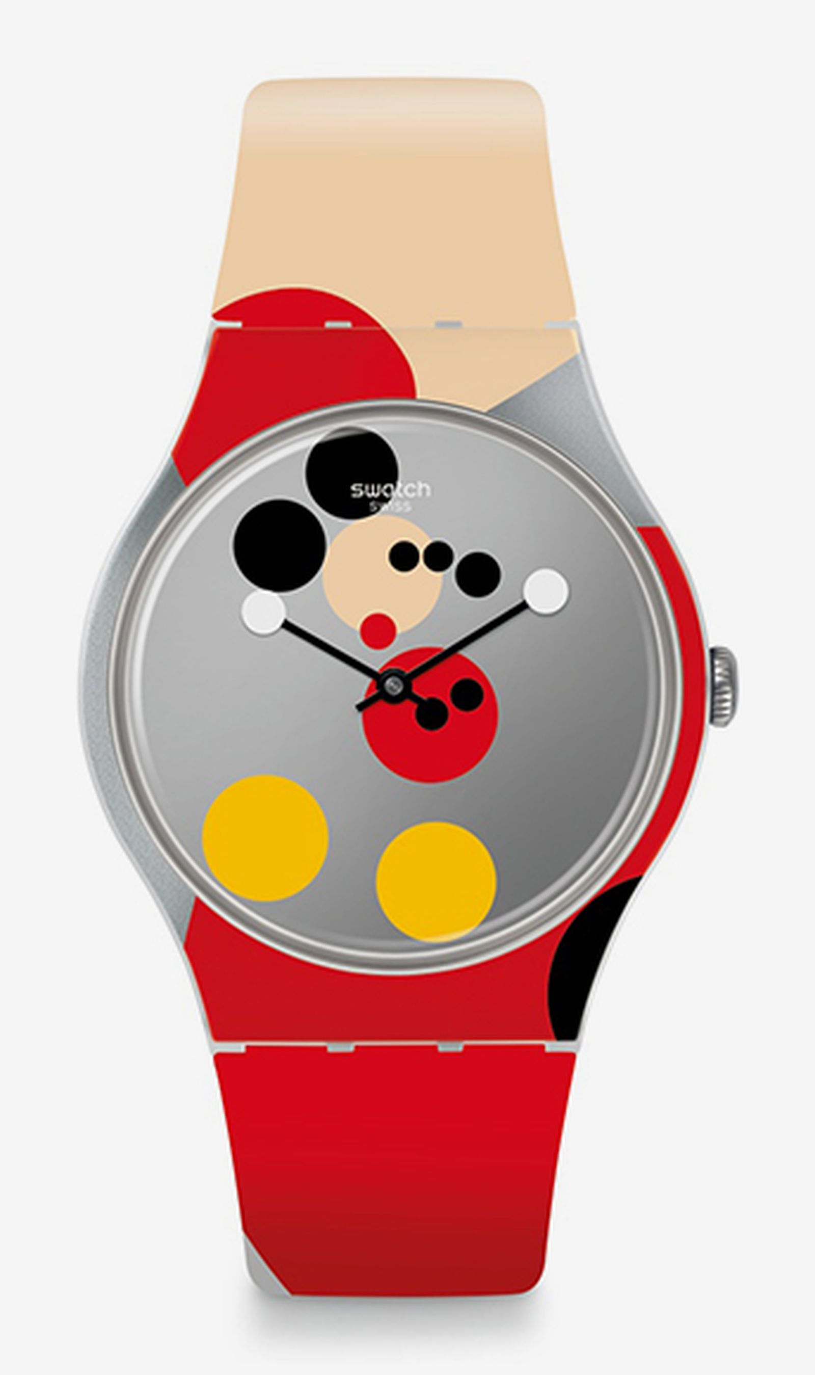 swatch damien hirst mickey mouse watches