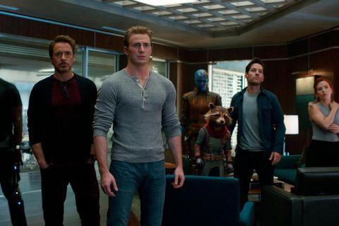 avengers endgame box office record Avengers: Endgame Marvel Avengers: Infinity War Rotten Tomatoes