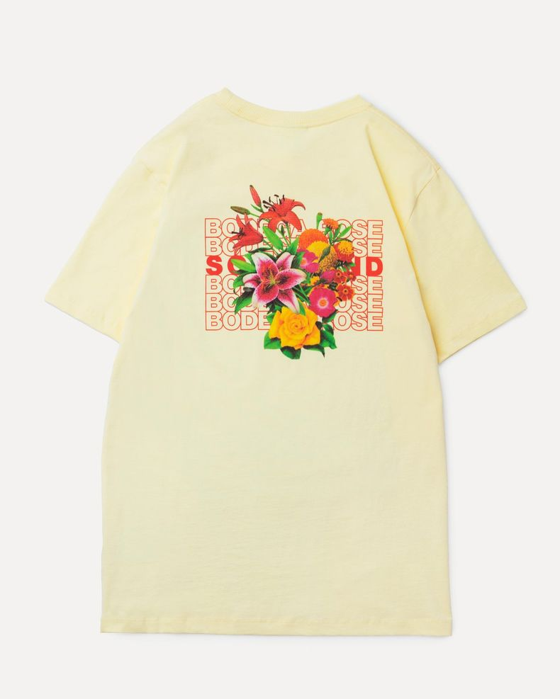 Rossell S/S - Yellow