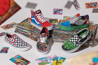 1dede2cbd2 You Can Now Cop Every Piece From the Vans x Marvel Collaboration