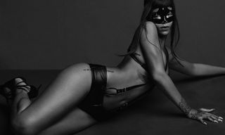Rihanna by Inez and Vinoodh for Spring/Summer 2015 'Another' Magazine