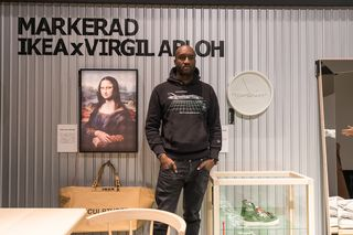 Virgil Abloh's Off-White x IKEA Collection Is Coming Soon: Photos