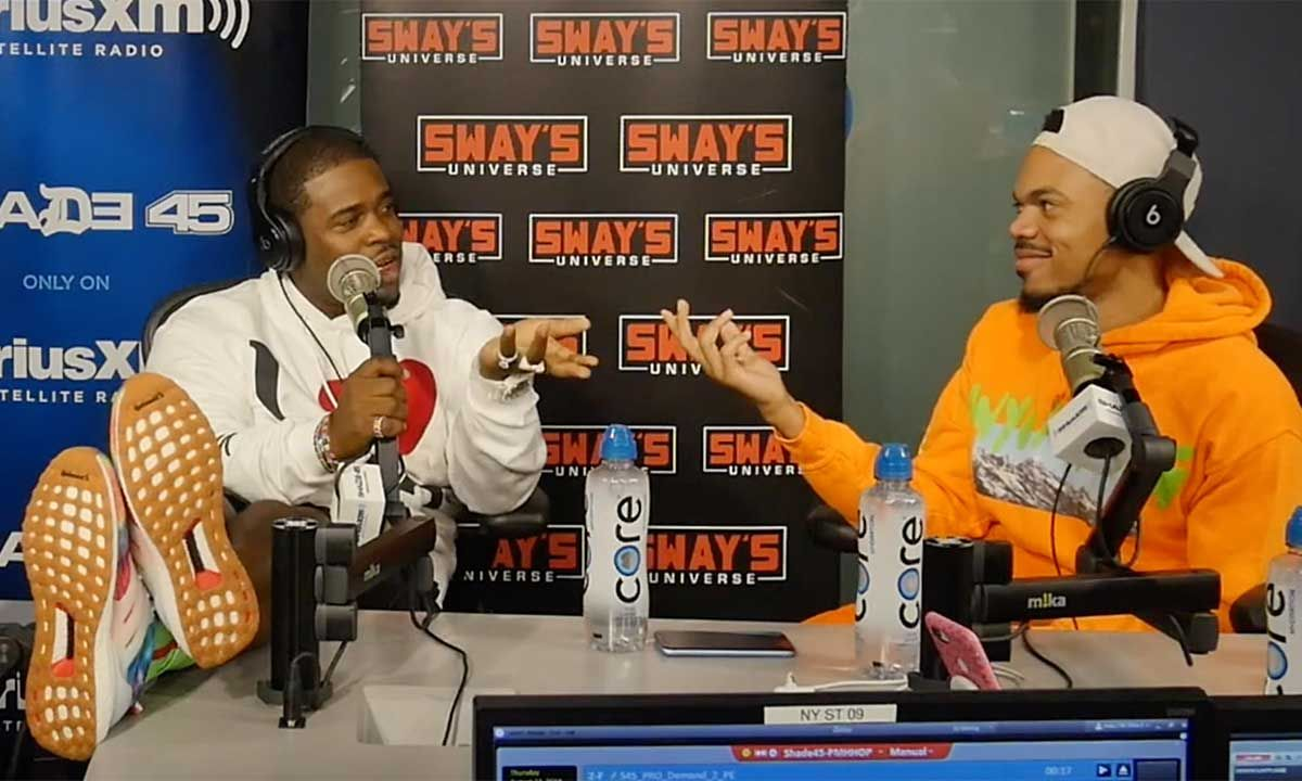 Watch A$AP Ferg & Chance the Rapper's Hilarious Freestyle