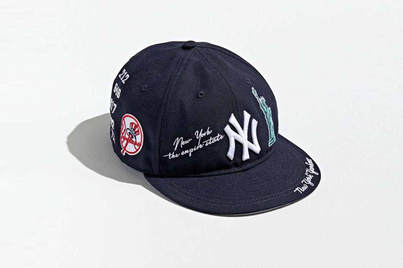 Tour Of NY Snapback Hat