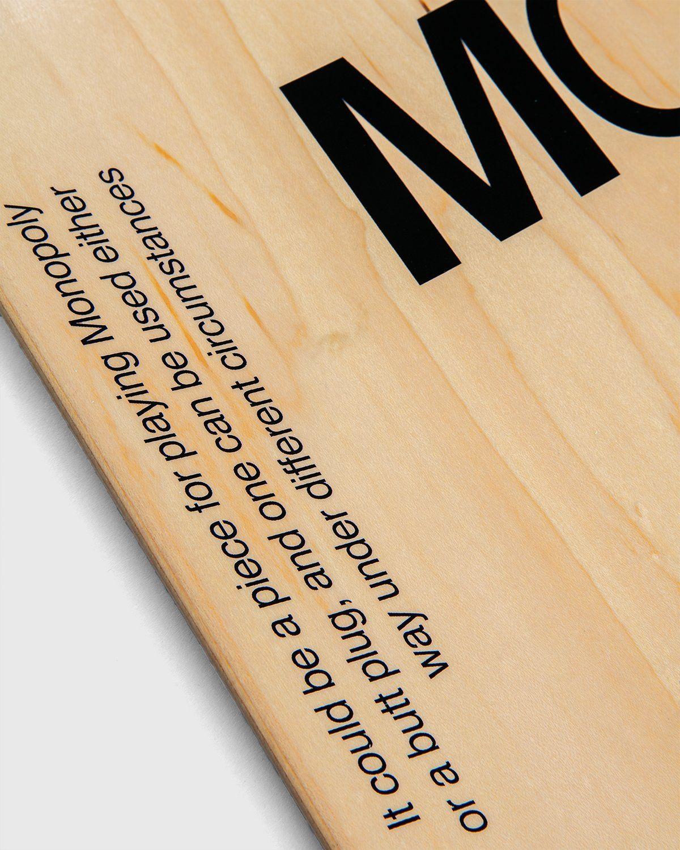 "The Skateroom x Highsnobiety — Paul Mccarthy ""Tree"" Skate Deck Set - Image 3"