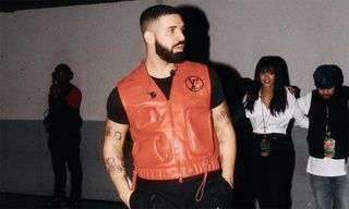 Drake Got a Tattoo of His Son Adonis' Face
