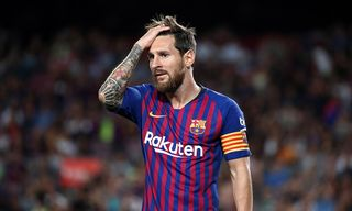 Messi & Other La Liga Captains Expected to Object to US Matches
