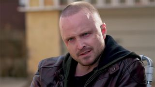 Aaron Paul El Camino: A Breaking Bad Movie behind the scenes video
