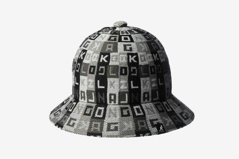 Color Cube Casual Bucket Hat