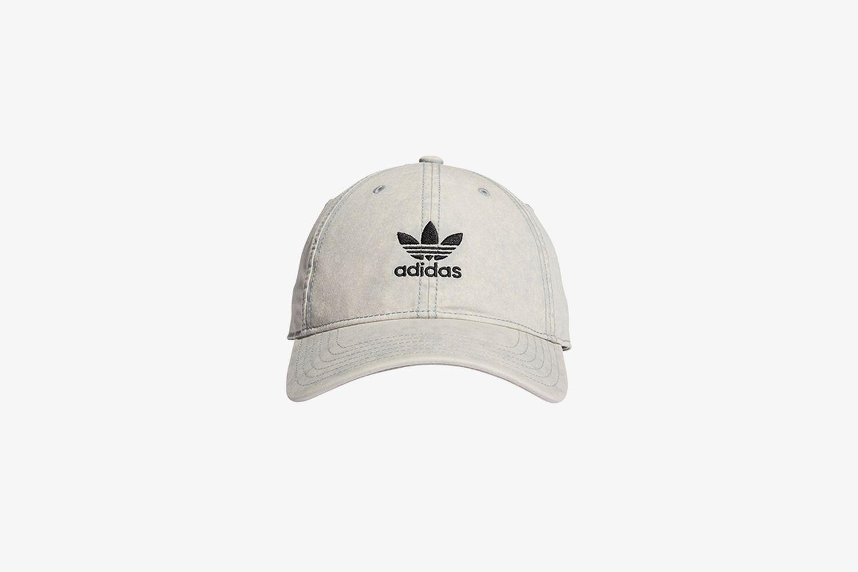 Cloud Strap-Back Cotton Cap