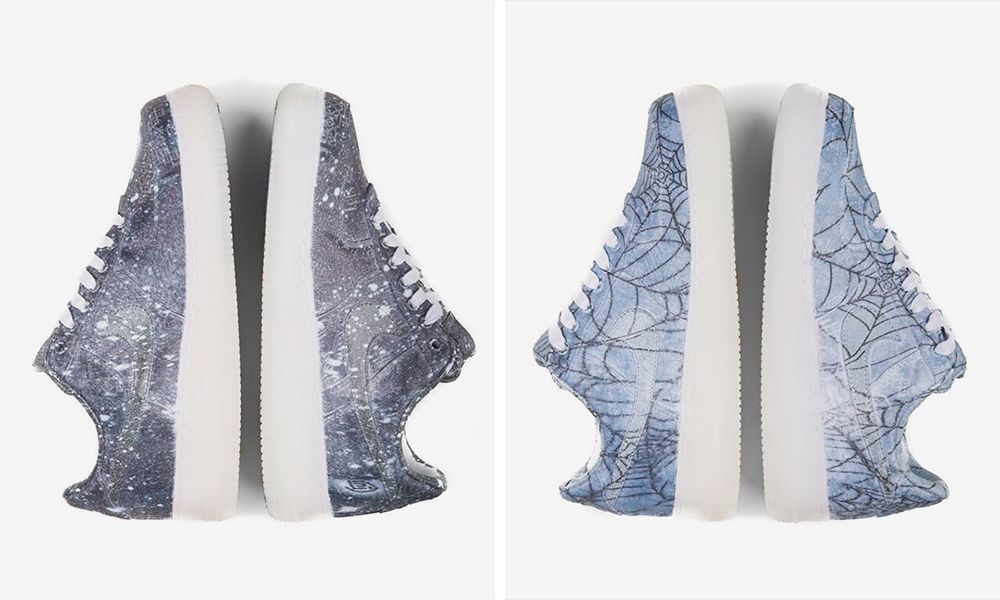 """CLOT x NikeLab Silk Air Force 1 """"Hydro Dipped"""": How to Buy"""