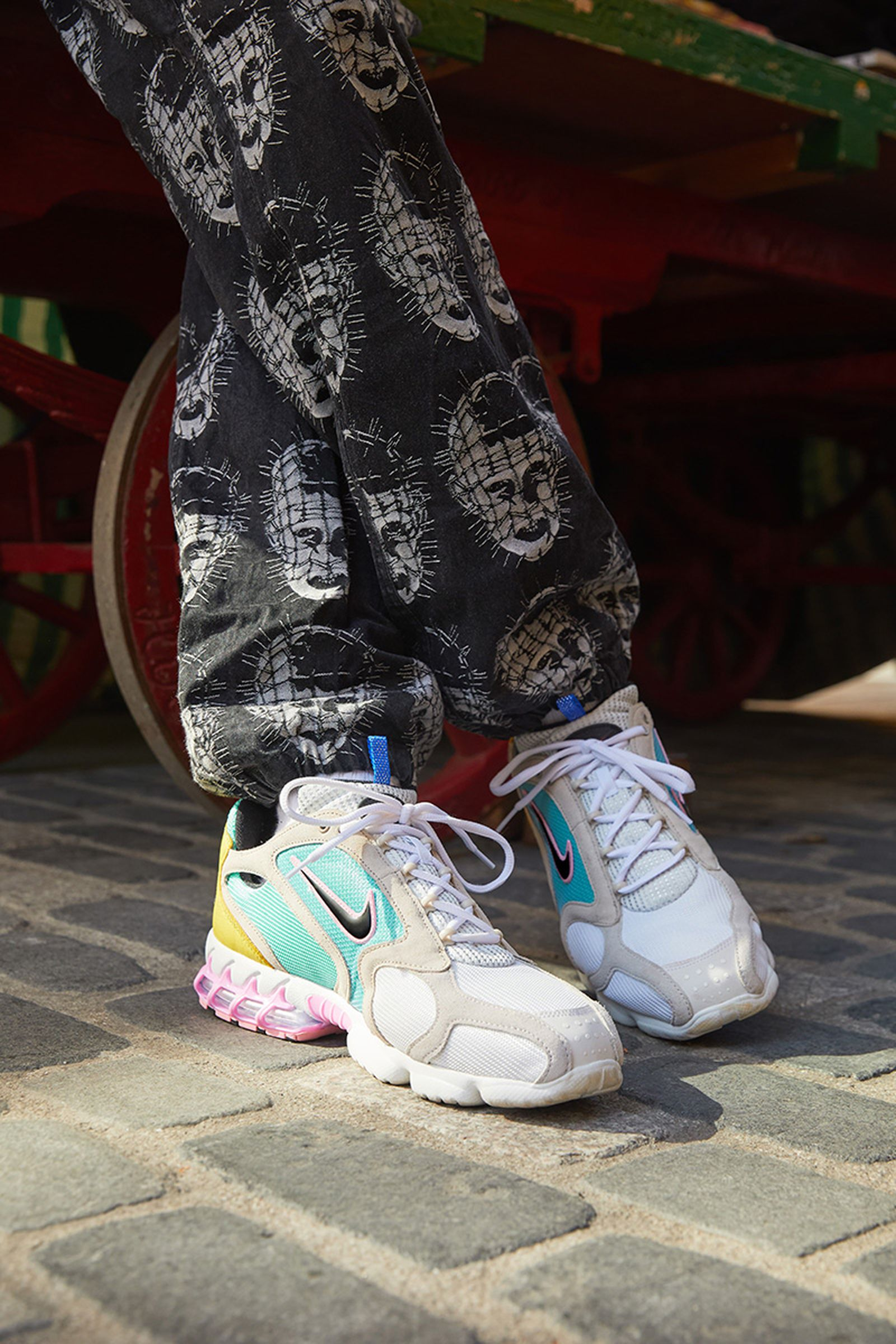 size? x Nike Air Zoom Spiridon Cage 2