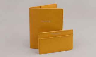 Globe-Trotter Introduce Windsor Grain Leather for the Jet Collection