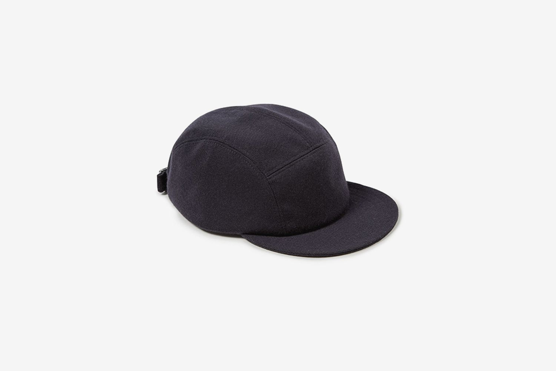 Vintage Wool Cap
