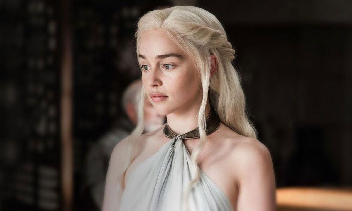 Emilia Clarkes Latest Game of Thrones Nude Scene Was All Her, And Shes Proud Of It   HuffPost