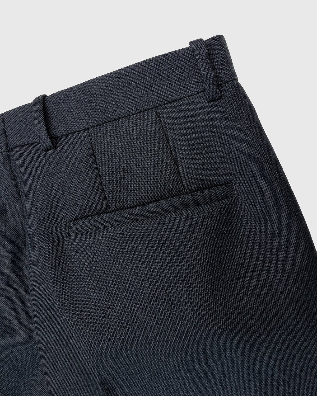 Jil Sander – Zip Pocket Trousers Black - Image 3
