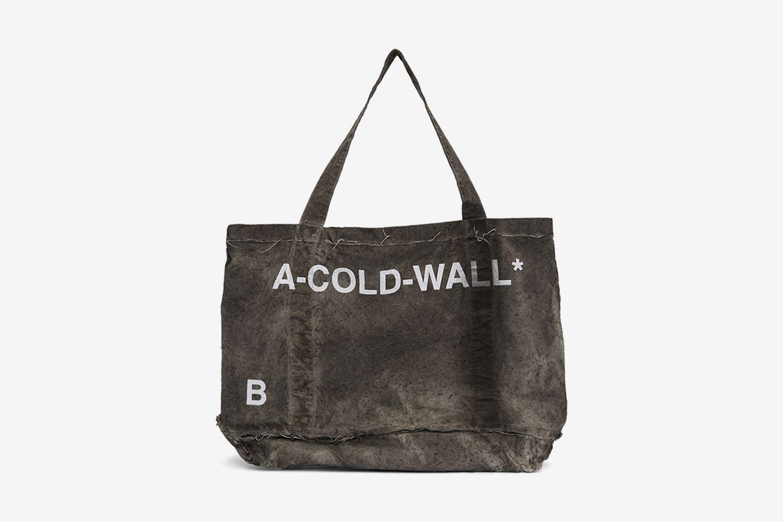 Frayed Tote Bag