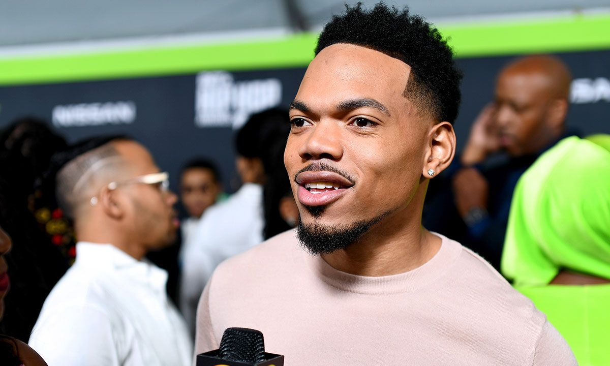Chance the Rapper Will Host & Perform on 'SNL' This Month & He's Very Excited