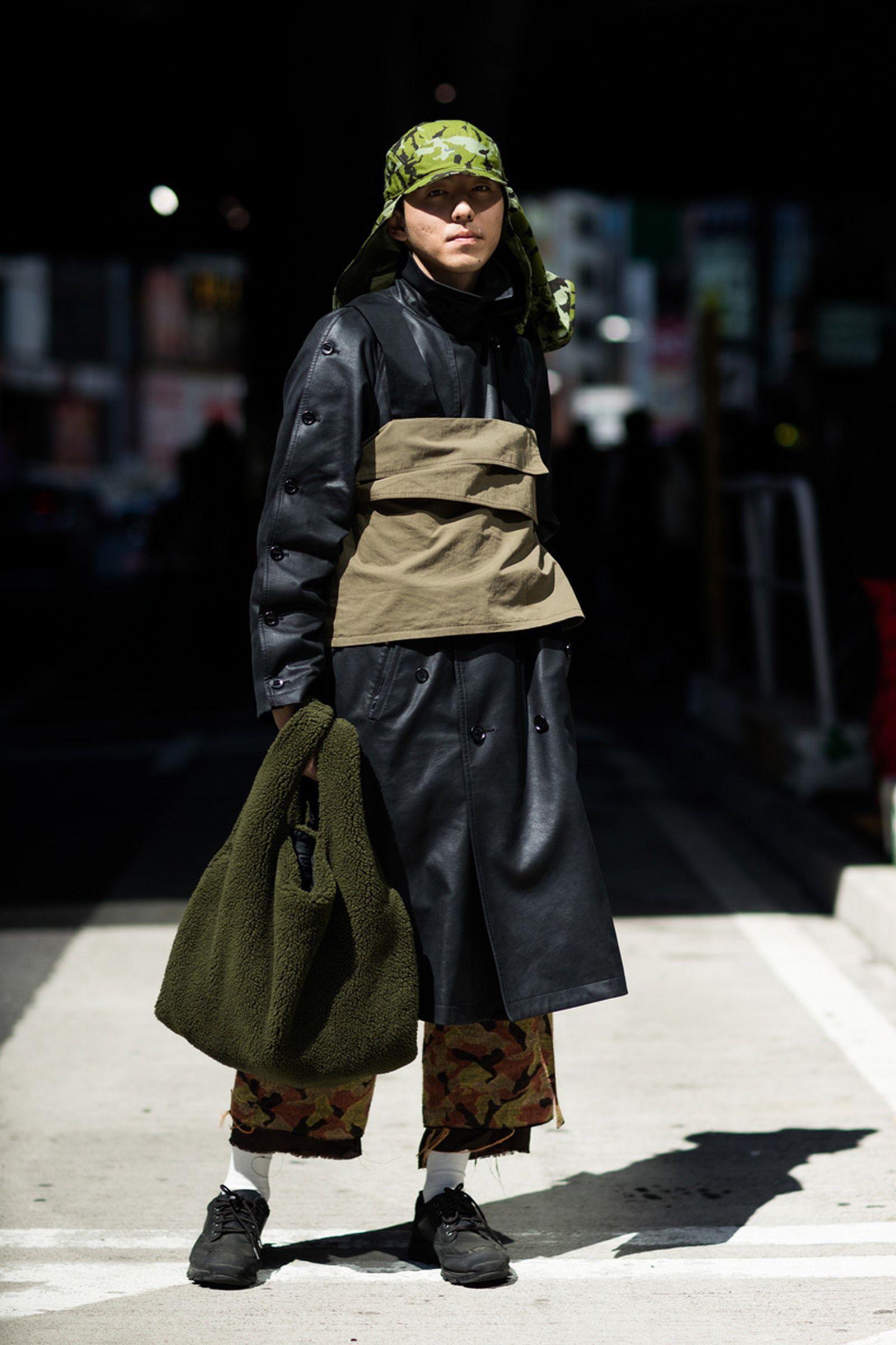 6tokyo fashion week street style