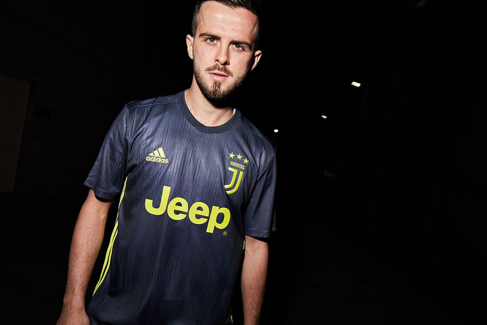 adidas Launches New Juventus Kit Made From Parley Plastic