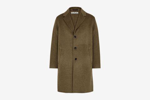 Dali Wool Coat