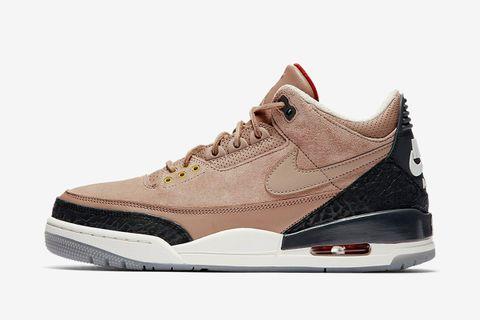 """26bb572af4173e Justin Timberlake x Nike Air Jordan 3 """"JTH Bio Beige"""""""