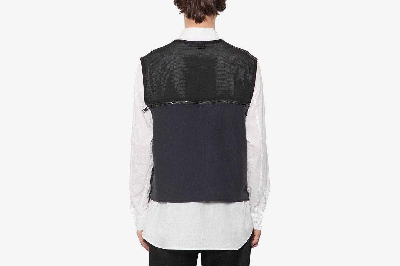 Techno Mesh Vest