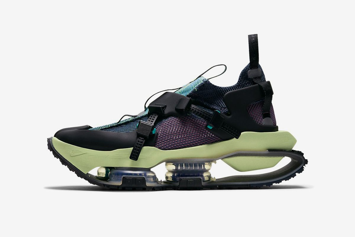 "Nike ISPA Road Warrior ""Clear Jade"""