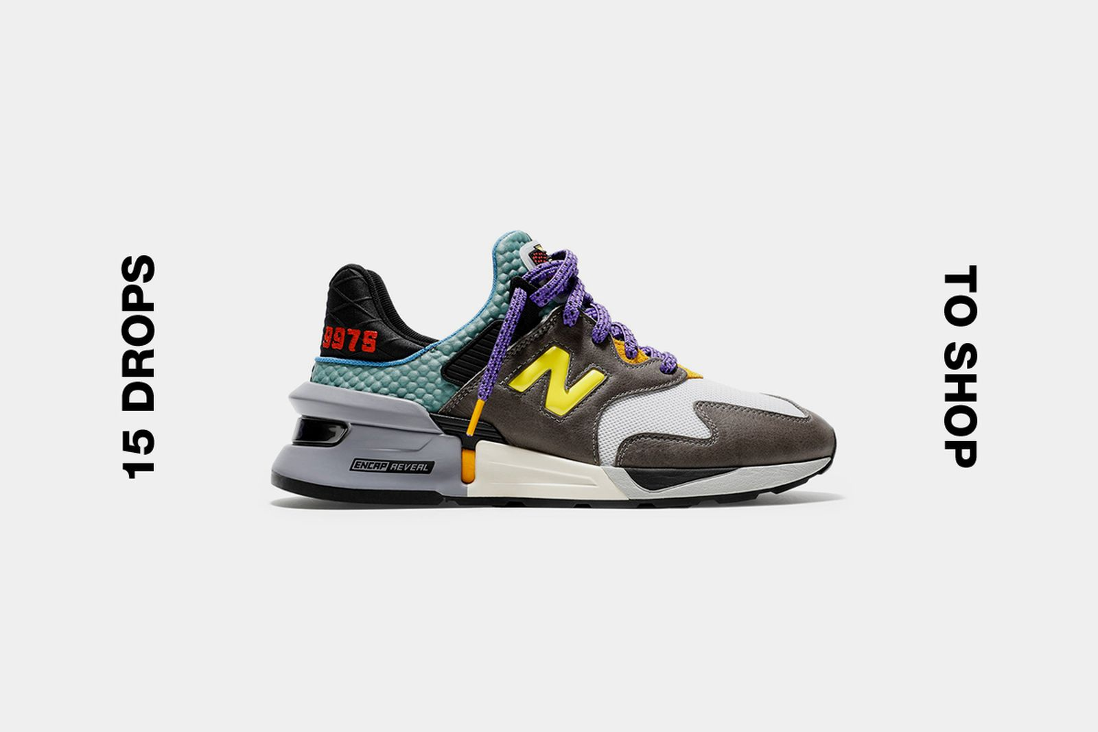 "bodega new balance 997S best drops buy Bodega x New Balance 997S ""No Bad Days"" Carne Bollente Charli XCX"