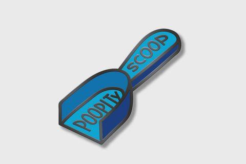 Poopity Scoop Pin